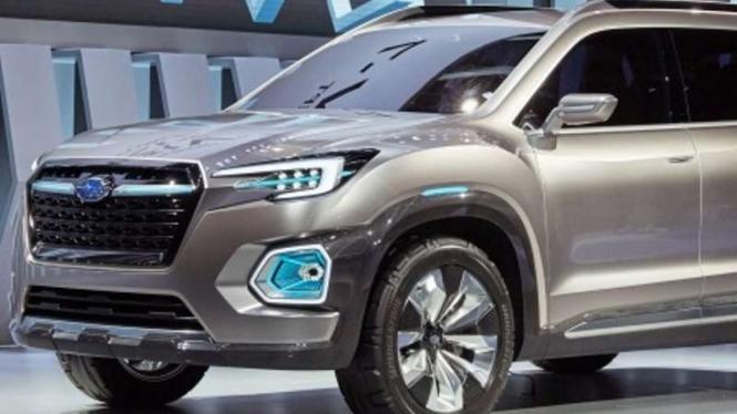 Subaru Viziv 7 konsep.
