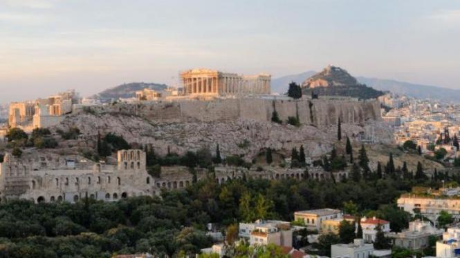 Athena, Yunani.