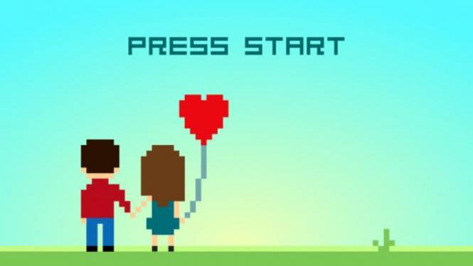 Ilustrasi game.