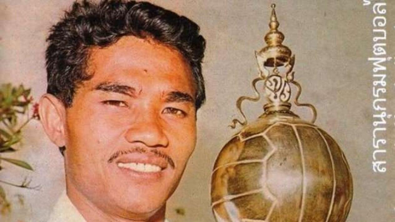 Legenda sepakbola Indonesia, Soetjipto Soentoro