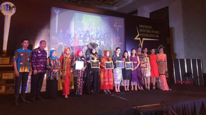 Indonesian Ministry Awards of Excellence 2016