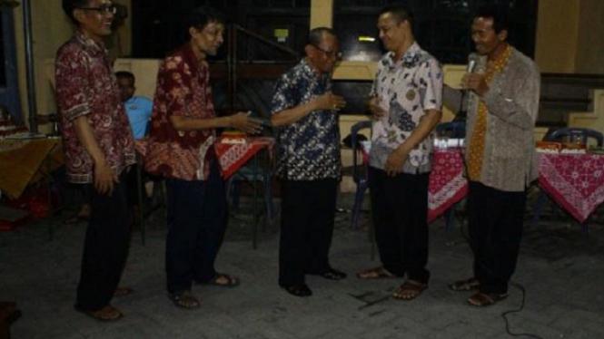 Pemilihan Ketua RT di Kapas Madya Surabaya
