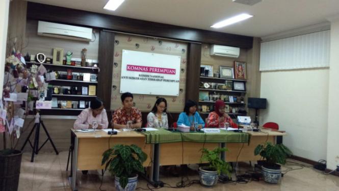 Komisi Nasional (Komnas) Perempuan