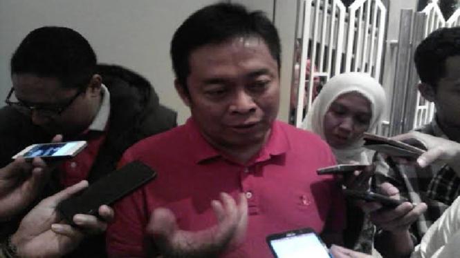 Direktur Utama Telkomsel Ririek Adriansyah.