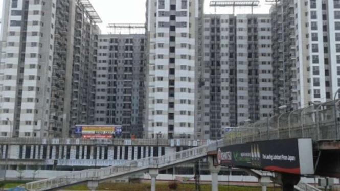 Apartemen Signature Park Grande, Cawang-MT Haryono