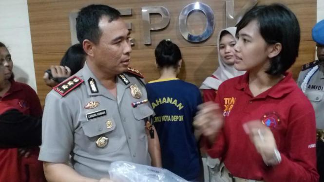 Wapolresta Depok, Ajun Komisaris Besar Polisi Chandra Sukma Kumara