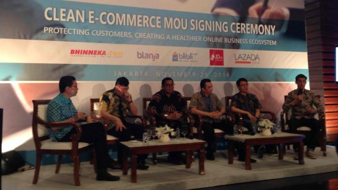 Kampanye Clean E-commerce