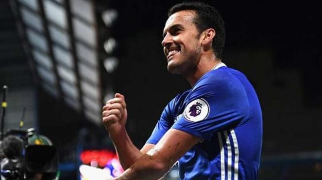 Pemain Chelsea, Pedro Rodriguez.