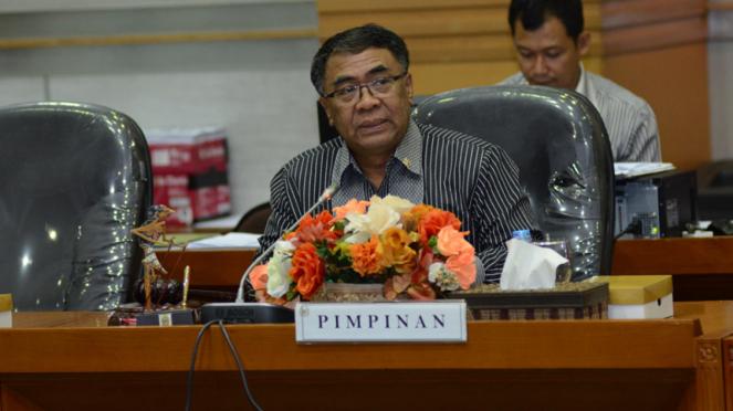 Wakil Ketua Komisi VIII DPR Sodik Mudjahid
