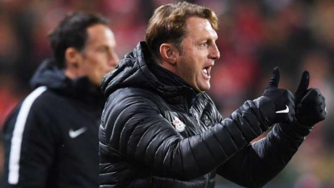 Pelatih RB Leipzig, Ralph Hasenhuettl