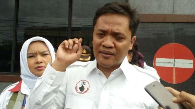 Politikus Gerindra Habiburokhman.