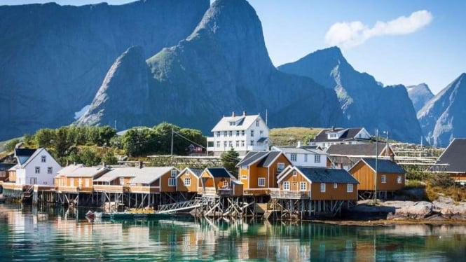 Kekayaan Norwegia untuk Investasi Tembus US$1 Triliun