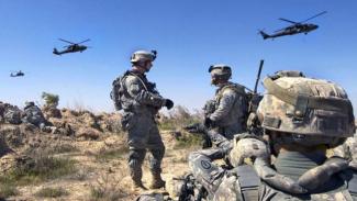 Militer Amerika Serikat (AS).
