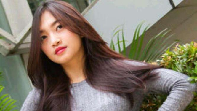 Hengkang Dari JKT48 Sendy Ariani Merintis Karir Baru