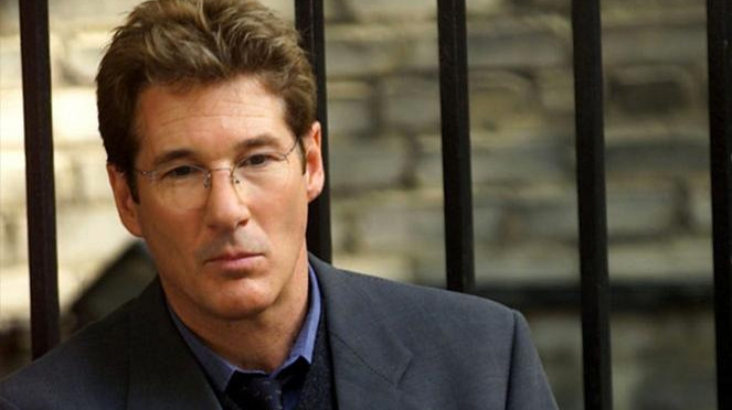 Richard Gere dalam film Unfaithful.