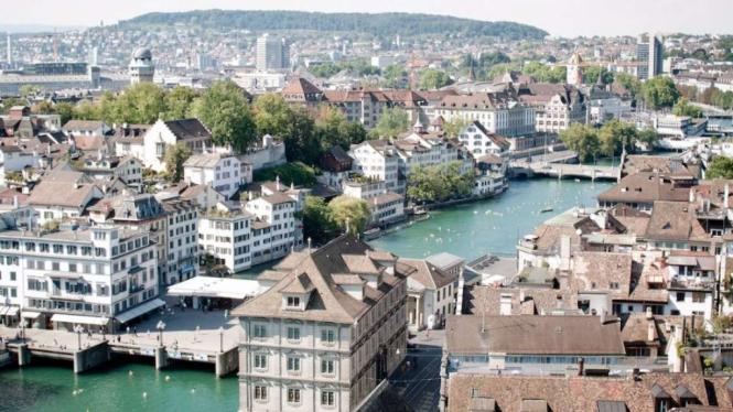 Kota Zurich, Swiss