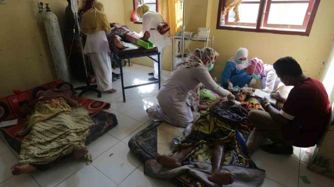 Kondisi Aceh paska gempa hebat