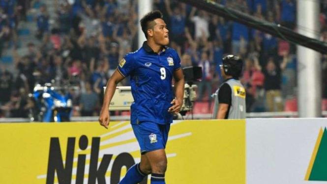 Striker tim nasional Thailand, Siroch Chatthong