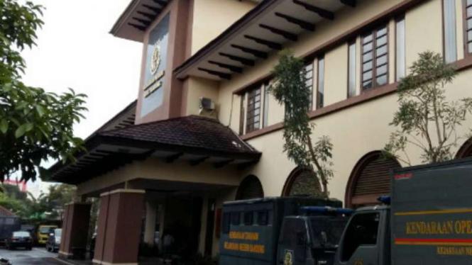Kantor Kejaksaan Negeri Bandung, Jawa Barat