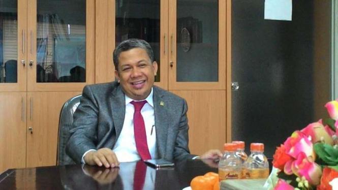 Wakil Ketua DPR Fahri Hamzah.