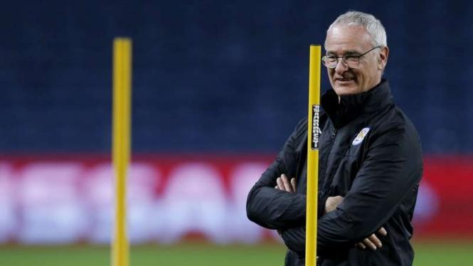 Pelatih FC Nantes, Claudio Ranieri