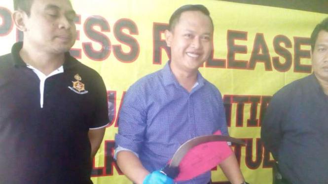 Kasat Reskrim Polres Bantul, AKP Anggaito Hadi Prabowo
