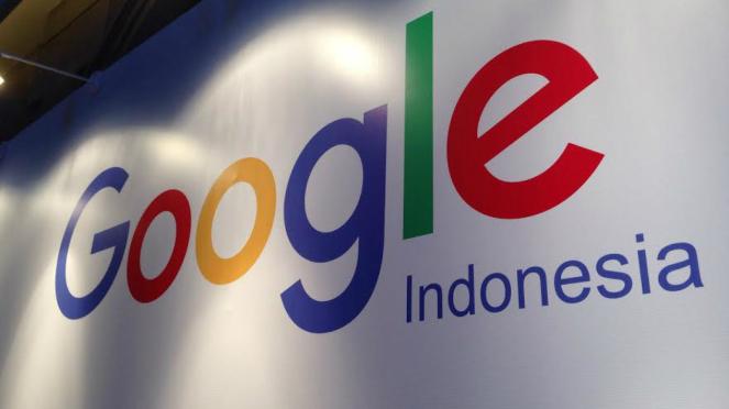 Logo Google Indonesia.