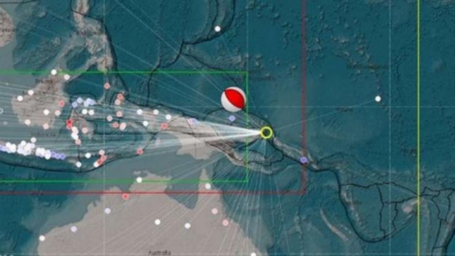 Gempa bumi Papua Nugini