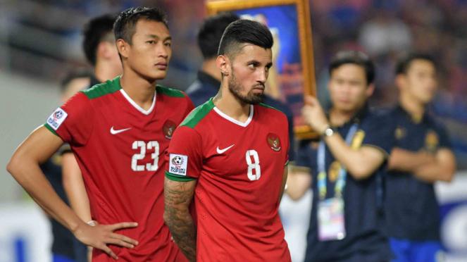Indonesia Gagal Raih Juara Piala AFF 2016