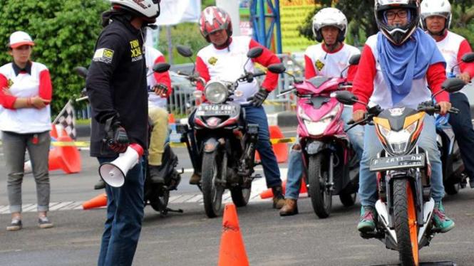 Safety Riding Training