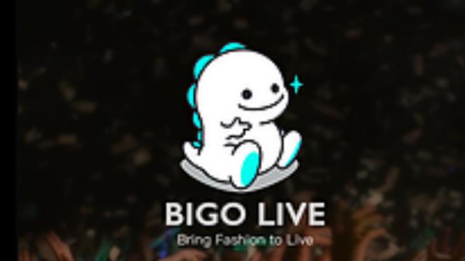 Ilustrasi Bigo Live.