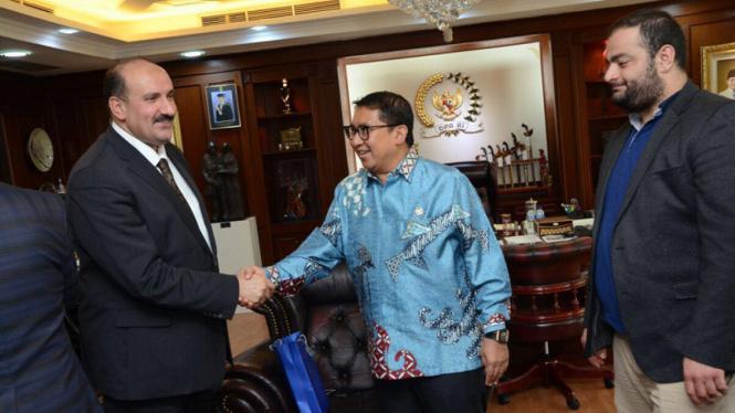 Wakil Ketua DPR RI Korpolkam Fadli Zon