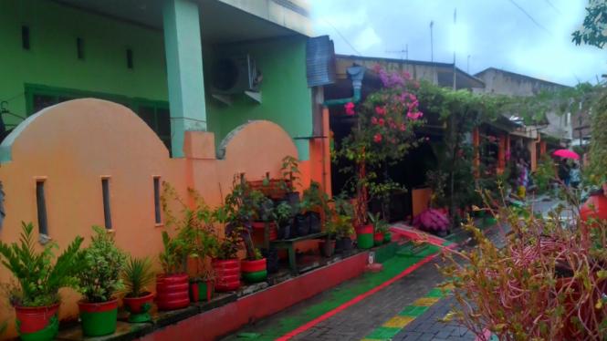 Lorong di Makassar