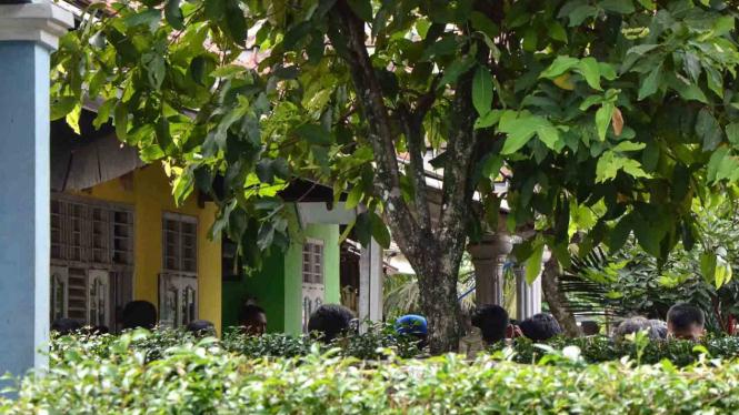 Penggerebekan dan Penembakan Terduga Teroris di Tangerang Selatan