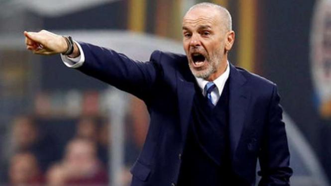 Pelatih Inter Milan, Stefano Pioli