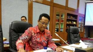 Ketua Badan Legislasi DPR, Supratman Andi Agtas.