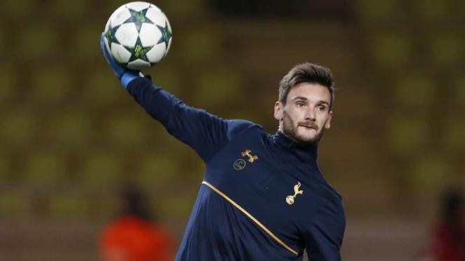 Penjaga gawang Tottenham Hotspur, Hugo Lloris