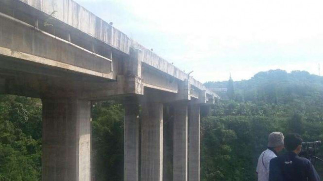 Kondisi Jembatan Cisomang