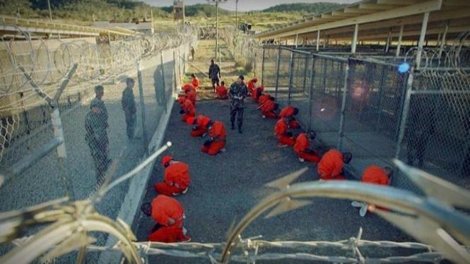 Penjara Guantanamo, Kuba, Amerika Serikat.