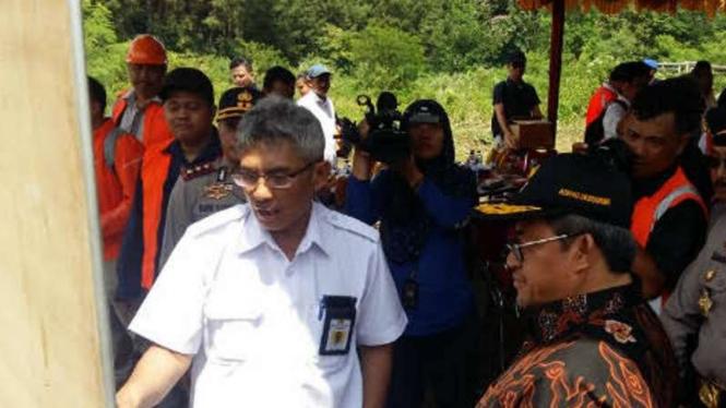 Gubernur Jawa Barat  Ahmad Heryawan