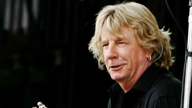Gitaris band rock legendaris Status Quo, Rick Parfitt