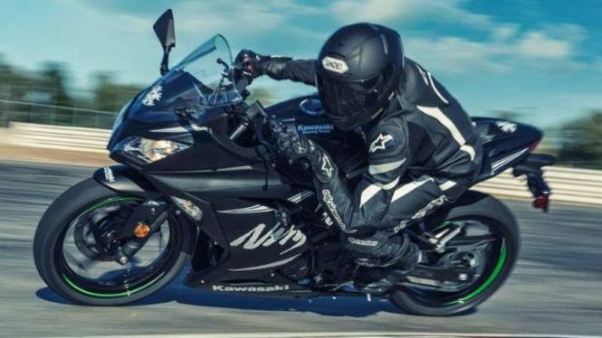 Kawasaki Ninja 300 terbaru dirilis di Amerika.