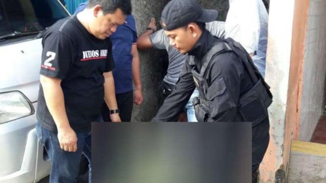 Pelaku pembunuhan di Pulomas ditangkap