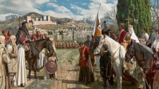 Perang Andalusia.