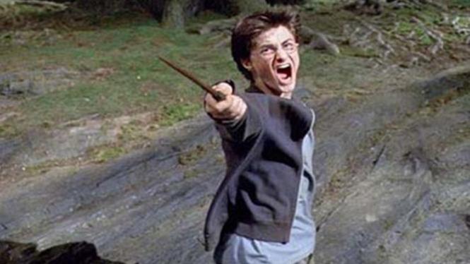 Film Harry Potter.