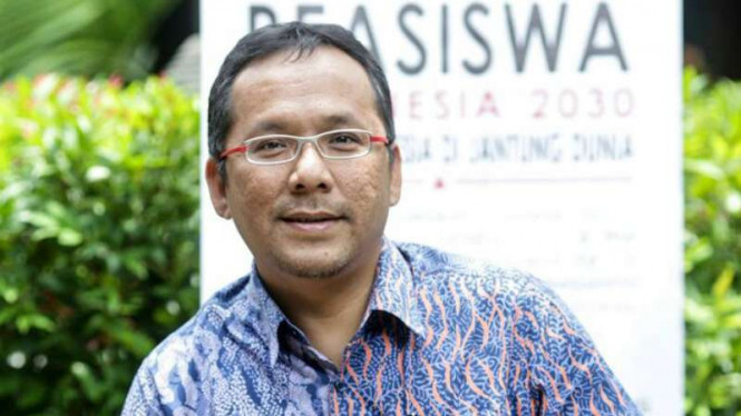 Director & CEO Euro Management Indonesia, Bimo Sasongko.