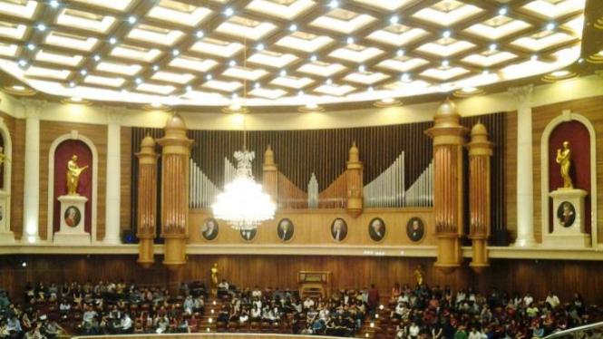 Aula Simfonia Jakarta.