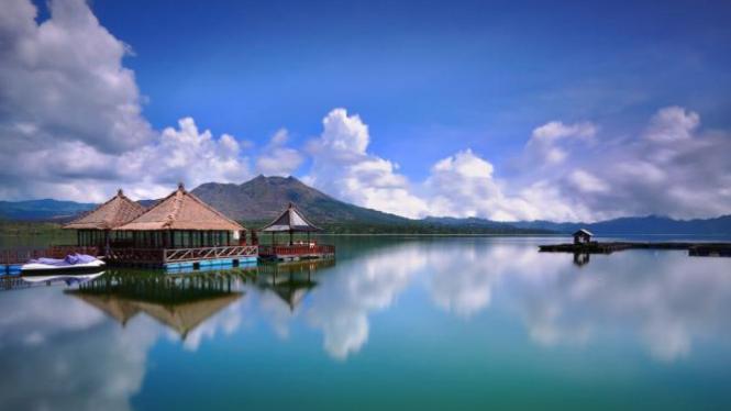 Danau Batur.