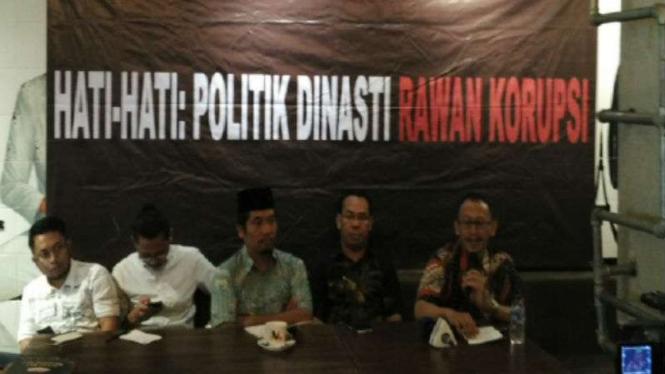 Diskusi: Hati-hati Politik Dinasti Rawan Korupsi