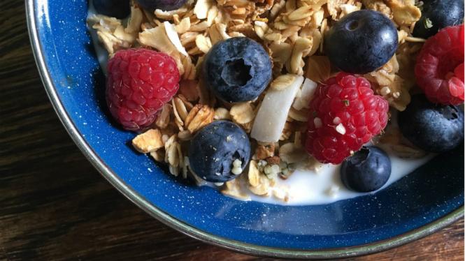 Menusarapan sehat
